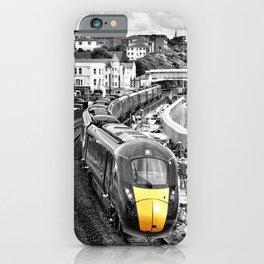 Dawlish Express iPhone Case