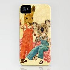 Australia Icon: The Nation iPhone (4, 4s) Slim Case