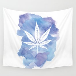 One Love: Blue Wall Tapestry