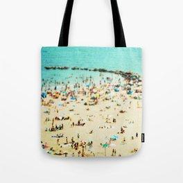 Coney Island Beach 2 Tote Bag