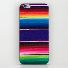 Serape of Mexico iPhone Skin