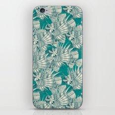 fish mirage teal iPhone & iPod Skin