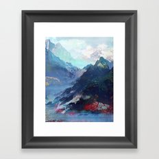 Untitled 20130913a (Landscape) Framed Art Print