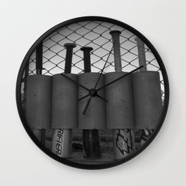 VIP Parking Only Wall Clock