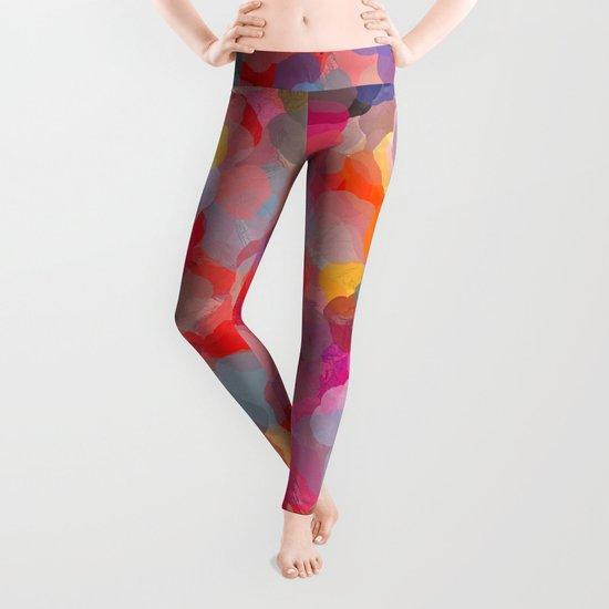 Confetti(colorful). Leggings
