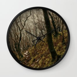 ENCHANTED FOREST / 03 Wall Clock