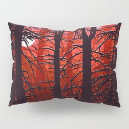 September in the boreal forest Pillow Sham