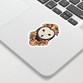 Owl 3 Sticker