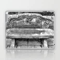 Lone Bench Laptop & iPad Skin