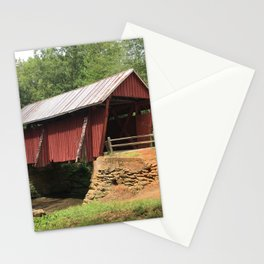 Campbell Covered Bridge Stationery Cards