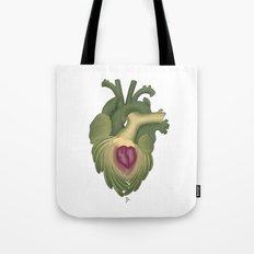 Cor, cordis (artichoke heart) Tote Bag