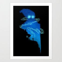 Power Mystery Art Print