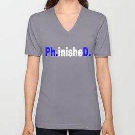 Ph Unisex V-Neck