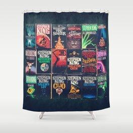 King of Horror 2 Shower Curtain
