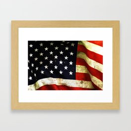 Always Proud Framed Art Print