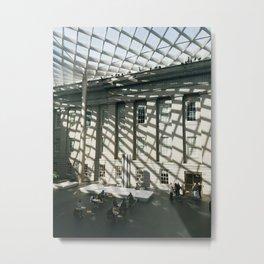 National Portrait Gallery Metal Print