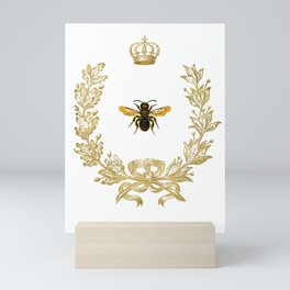 Queen Bee Mini Art Print
