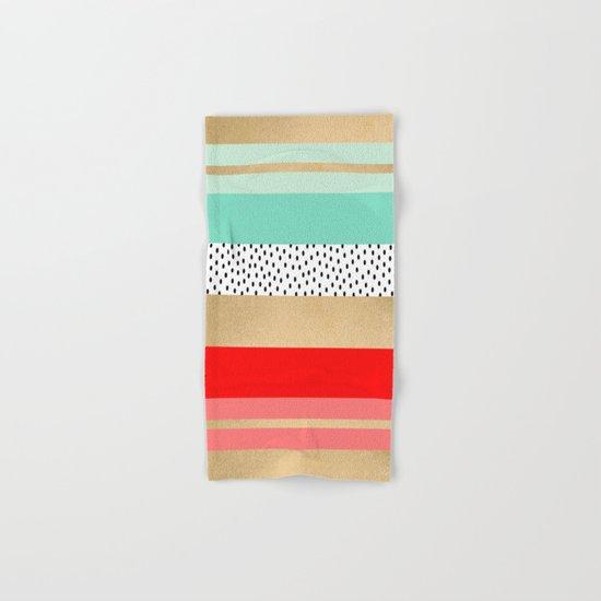 Summer Fresh Hand & Bath Towel