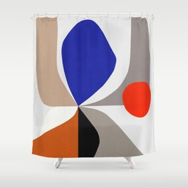 Abstract Art VIII Shower Curtain