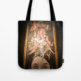 squamary Tote Bag