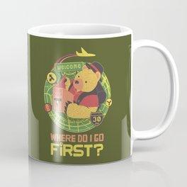 Where Do I Go Now Coffee Mug