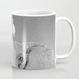 Night elefant Coffee Mug
