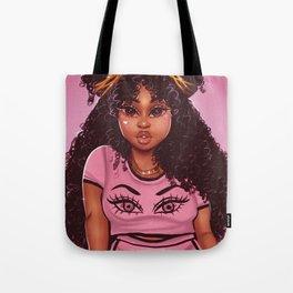 Thicc Post - Alissah Tote Bag