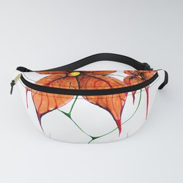 Autumn Bloom Fanny Pack
