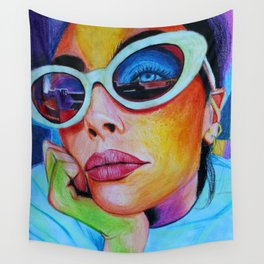 Arielle Vandenberg Wall Tapestry