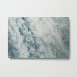 Waterfalls Metal Print