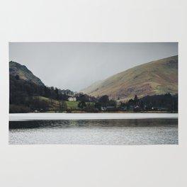 Lake Grassmere, Cumbria Rug