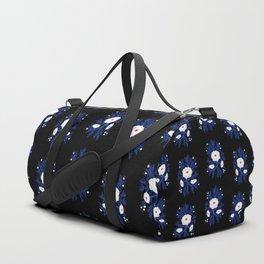 FrostBloom Duffle Bag