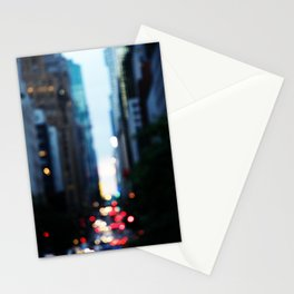 manhattanhenge Stationery Cards