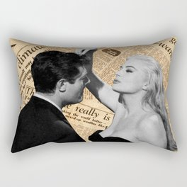 La Dolce Vita Rectangular Pillow
