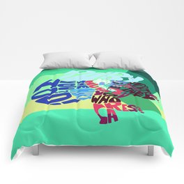 ruby x sapphire Comforters