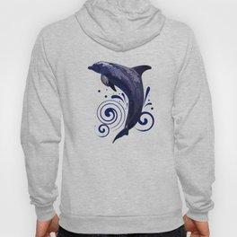 Dolphin - Night Hoody
