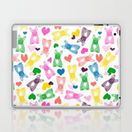 Gummy Frenchies Laptop & iPad Skin