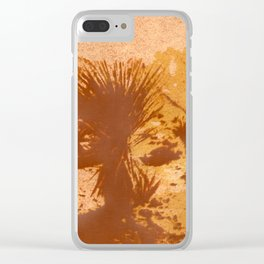 Yucca v. 2.0 Clear iPhone Case