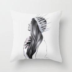 Astral Throw Pillow