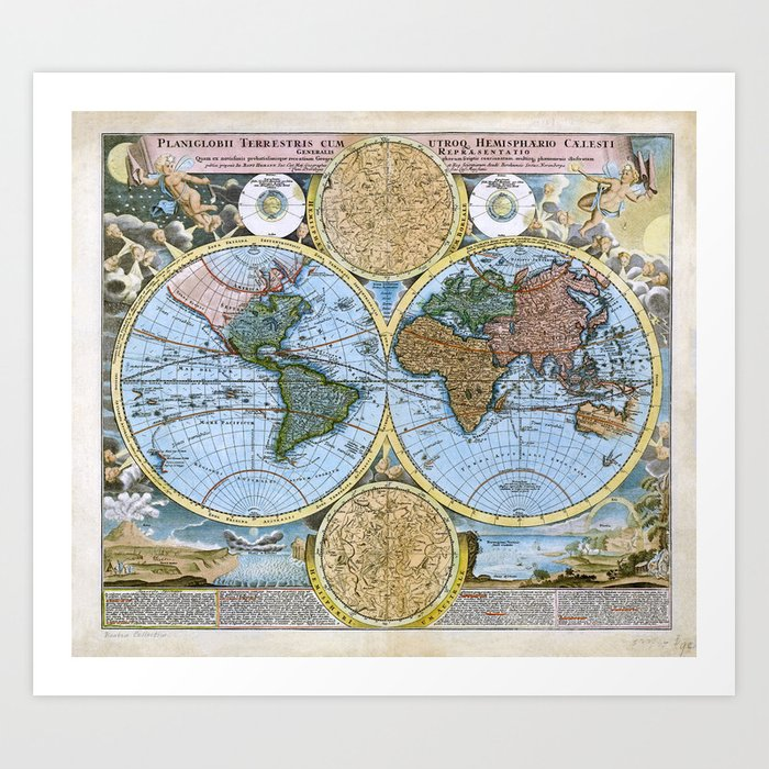 World map wall art 1600 dorm decor mappemonde Art Print on map lamp shade, map room divider, map travel, map venezuela flag, map in india, map in europe, map with states, map facebook covers, map cornwall uk, map tools, map recipe, map cross stitch, map of montana, map with mountains, map se usa, map color, map games, map design, map with title, map example,