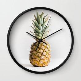 Ananas photo Wall Clock