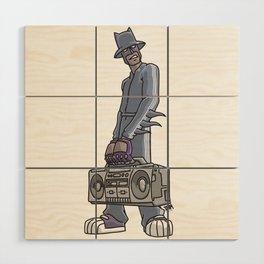 Its Bigger than Hip Hop Wood Wall Art