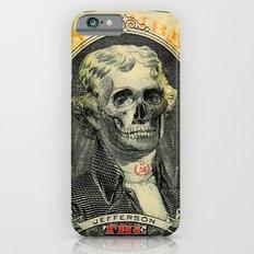 jefferson's iphone  iPhone 6s Slim Case