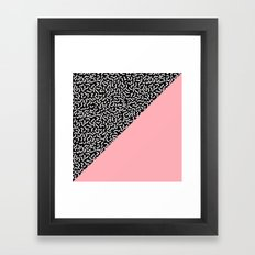 Pop Art Pattern 8 Framed Art Print