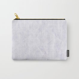 Abstract Texture | Purple Square Carry-All Pouch