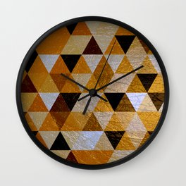 Abstract #352 Wall Clock