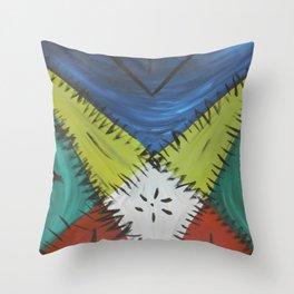 Palco Throw Pillow