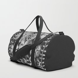 Petty Flowers Pattern 4 Duffle Bag