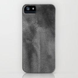 Grey Atmosphere I iPhone Case