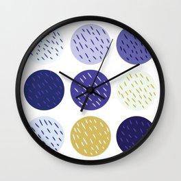 Fiol Wall Clock